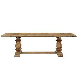 Famous Camden Rise Solid Wood Extendable Dining Table (View 15 of 25)