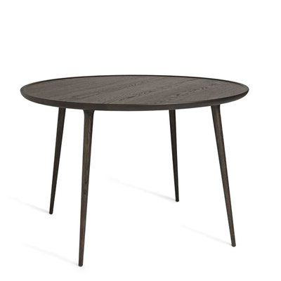 Famous Katarina Extendable Rubberwood Solid Wood Dining Tables Throughout Mater Space Copenhagen Solid Wood Dining Table (View 12 of 25)