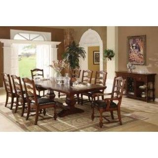 Famous Winners Only Furniture100 Ashford Trestle Table With Throughout Nerida Trestle Dining Tables (View 21 of 25)