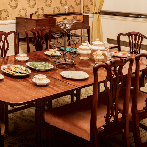 Farmhouse Dining Table With Pedestal Base – Southtexas Throughout Current 28'' Pedestal Dining Tables (View 17 of 25)