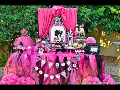 Fashionable Pininspired4u On Best 2018 Princess Party Decor Ideas With Candie (View 21 of 25)