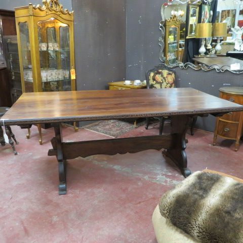 Favorite Classic Dining Tables In Sold. $ (View 3 of 25)