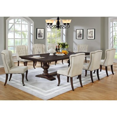 Favorite Mcloughlin Dining Tables In 8 + Seat Kitchen & Dining Tables You'll Love In (View 3 of 25)