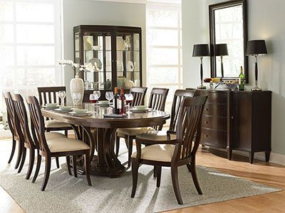 Favorite Westwood Oval Dining Table #steinhafels (View 23 of 25)