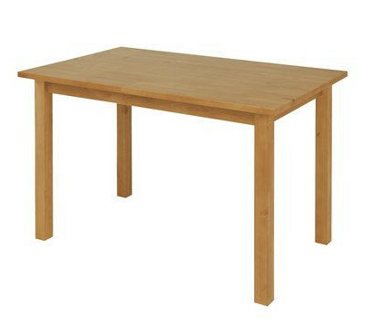 Febe Pine Solid Wood Dining Tables In Most Popular Already Built Up Ashdon Solid Pine 4 Seater Dining Table (View 8 of 25)