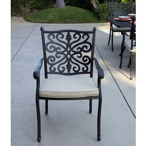 Fleur De Lis Living Belton Stacking Patio Dining Chair For Preferred Belton Dining Tables (View 5 of 25)