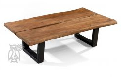 Folcroft Acacia Solid Wood Dining Tables Intended For Well Liked Coast To Coast (View 3 of 25)