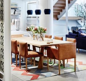 Genao 35'' Dining Tables Regarding Recent As New Jardan Oak Dining Table Flynn (View 15 of 25)