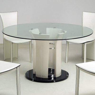 Glass Round Inside Well Known Hetton 38'' Dining Tables (View 13 of 25)
