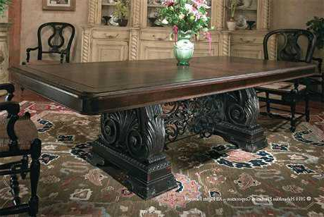 Habersham Southampton 80 X 46 Oval Expandable Dining Table For Newest Nazan 46'' Dining Tables (View 18 of 25)