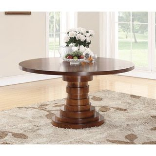 """Handmade Cg Sparks Indore 48"""" Round Zinc Top Dining Table Intended For Most Recent Servin 43'' Pedestal Dining Tables (View 17 of 25)"""