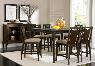 Hearne Counter Height Dining Tables Throughout 2020 1419 36 Daylona Counter Height Dining Tablehomelegance (View 17 of 25)