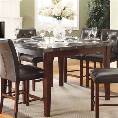 Hearne Counter Height Dining Tables With Regard To Latest Homelegance Dining Table 2456 36 Decatur Counter Height (View 8 of 25)