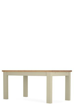 Hetton 38'' Dining Tables Regarding Fashionable Buy Kendall Painted 6 To 8 Seater Extendable Dining Table (View 15 of 25)
