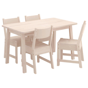 Ikea Norråker Dining Table And Matching Chairs (View 12 of 25)