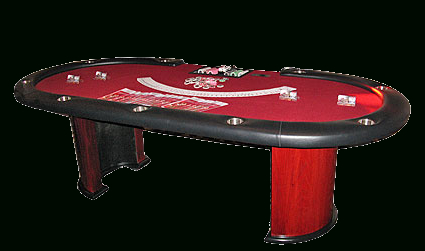 """Indiana Casino & Poker In 48"""" 6 – Player Poker Tables (View 8 of 25)"""