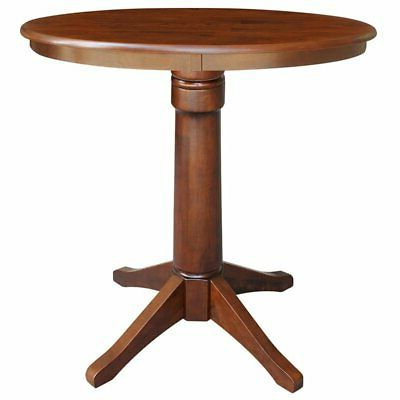 Featured Photo of Bar Height Pedestal Dining Tables