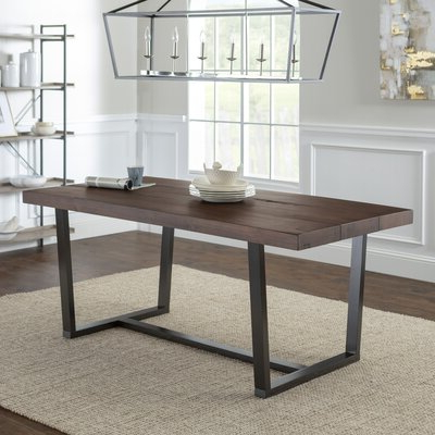 Joss & Main With Regard To Fashionable Reagan Pine Solid Wood Dining Tables (View 22 of 25)