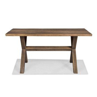 Katarina Extendable Rubberwood Solid Wood Dining Tables Intended For Trendy Rainer Collection (View 11 of 25)