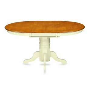 """Kenley Single Pedestal Oval Dining Table 42""""x60"""" With 18 Within Favorite Haddington 42'' Trestle Dining Tables (View 19 of 25)"""