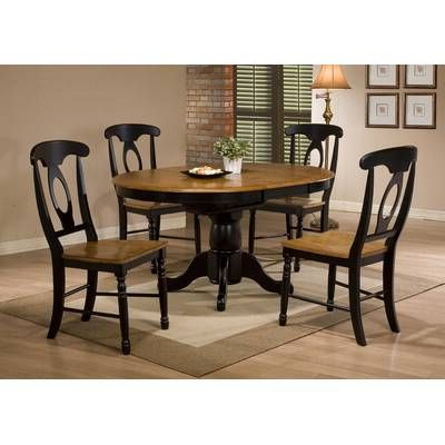 Keown 43'' Solid Wood Dining Tables Throughout Latest Courtdale Extendable Dining Table (View 4 of 25)