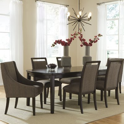 Lanquist Extendable Dining Table (View 25 of 25)