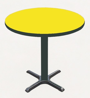 """Latest Corell Breakroom Table 36"""" Round X 29"""" Tall With 30"""" X Throughout Mode Round Breakroom Tables (View 13 of 25)"""
