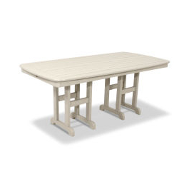 """Latest Getz 37'' Dining Tables In Yacht Club 37"""" X 72"""" Dining Table – Txnct (View 2 of 25)"""