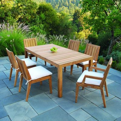 Latest Kingsley Bate Mendocino Rectangular Dining Table Regarding Mcmichael 32'' Dining Tables (View 13 of 25)