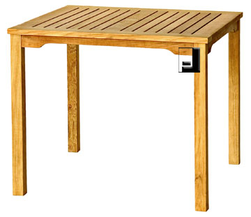 """Latest Pevensey 36'' Dining Tables In 36"""" Square Dining Table – Lodging Kit Company (View 15 of 25)"""