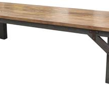 Latest Popular Items For Rustic Dining Table On Etsy Within Cammack (View 19 of 25)