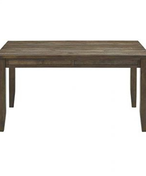 """Lexicon 60"""" X 36"""" Dining Table, Espresso – Farmhouse Goals Intended For Fashionable Hitchin 36'' Dining Tables (View 20 of 25)"""