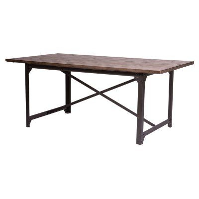 Liberty Furniture Industries Caldwell Rectangular Trestle Inside Newest Kara Trestle Dining Tables (View 9 of 25)