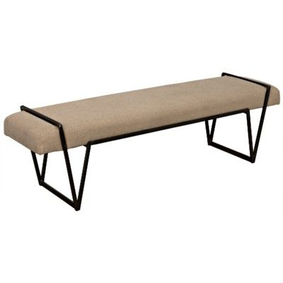 Linen Bench, Classic (View 16 of 25)