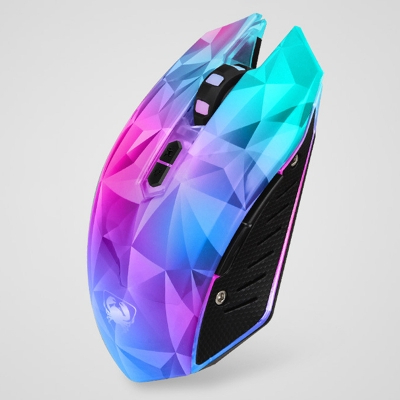 M3 Usb Gaming Luminous Rainbow Computer Mouse, Sky Blue Throughout Preferred 3 Games Convertible 80 Inches Multi Game Tables (View 11 of 25)