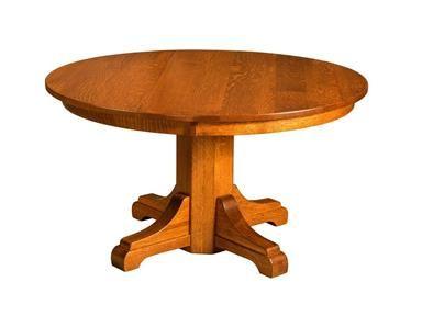 "Macy 48"" Round Split Pedestal Table (View 10 of 25)"