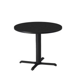 Mayline Bistro Dining Height 36 Inch Round Table – Free In Preferred Hitchin 36'' Dining Tables (View 5 of 25)