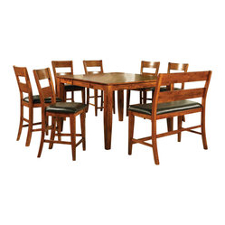 Mccrimmon 36'' Mango Solid Wood Dining Tables Regarding Recent Dining Tables: Find Square And Round Dining Room Tables Online (View 11 of 25)