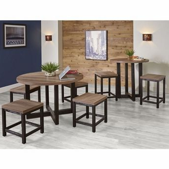 Mode Round Breakroom Tables Pertaining To Widely Used Urban Round Café Table #conferencetable #officedesign # (View 20 of 25)