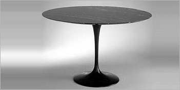 Modern Classics Saarinen Dining Table : Surrounding Throughout Most Current Classic Dining Tables (View 22 of 25)