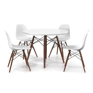 Modern & Contemporary Dining Room Sets (View 9 of 25)