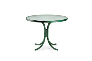 Montauk 36'' Dining Tables Inside Famous 36″ Round Dining Table W/ Hole – Rising Sun Pools And Spas (View 3 of 25)