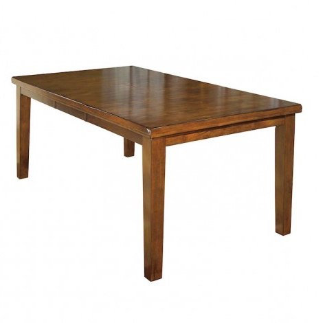 Most Current Adejah 35'' Dining Tables With Regard To Ralene Medium Brown Rectangular Dining Room Butterfly (View 2 of 25)
