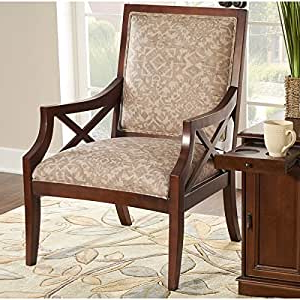 Most Current Dixon 29'' Dining Tables Intended For Amazon – Oh! Home Dixon Aztec Print Accent Chair – Chairs (View 21 of 25)