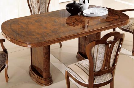 Most Current Double Pedestal Oval Dining Table – Dining Room Ideas For Dawna Pedestal Dining Tables (View 16 of 25)