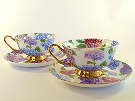 Most Current Kayleigh 35.44'' Dining Tables Pertaining To Kayleigh Fine Bone China Tea Cup And Saucer 4 Pc (View 20 of 25)