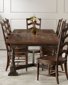 Most Current Layla Trestle Dining Table For Nerida Trestle Dining Tables (View 10 of 25)