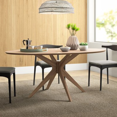 Featured Photo of Rhiannon Poplar Solid Wood Dining Tables