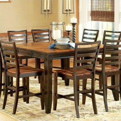 Most Current Steve Silver Company Abaco Counter Height Dining Table In For Overstreet Bar Height Dining Tables (View 4 of 25)