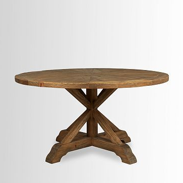 Most Current Villani Pedestal Dining Tables With Bleached Pine Round Dining Table Pack (View 13 of 25)